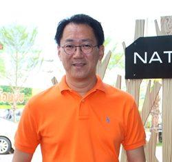 Somnuek Tanthathoedtham, Senior Executive Vice President.
