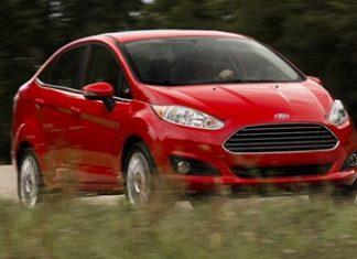 Ford Fiesta 1.0L EcoBoost