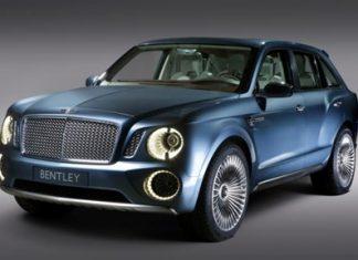 Fugly Bentley SUV