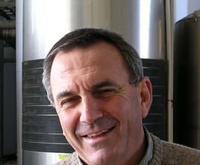Leigh Gilligan: one of the winemaking team at Brokenhills Estate