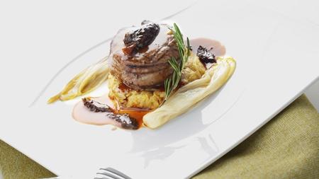 Italian cuisine at Acqua.