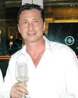 Laurent Scire, director of F&B Pullman Pattaya Hotel G.