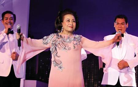Kamala Sukosol, Thailand's Grande Dame of Jazz.