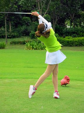 Some of the top female caddies from around Asia will be competing in Pattaya.