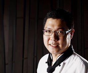 Chef Praput Pranich.