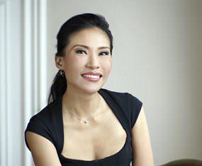 Anchalika Kijkanakorn - Managing Director of Akaryn Hospitality Management Services (AHMS) and founder of Aleenta Resorts.