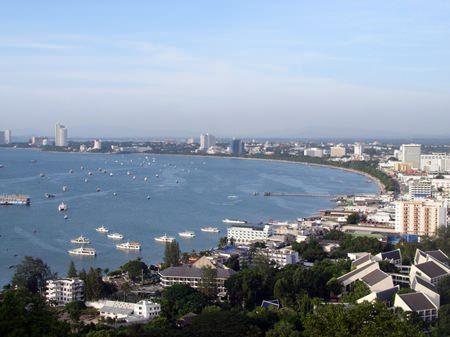 Indications show no slowing down for Pattaya's burgeoning condominium market.