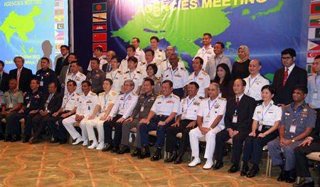 Marine officials convene for the 9th Head of Asian Coast Guard Agencies Meeting.