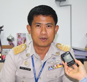 Pol. Maj. Gen. Jeerawat Sukonthasap, acting on behalf of the Municipal Official Chief, said officers will fine and even arrest anyone found to be shooting off fireworks or sending khomloys into the air.