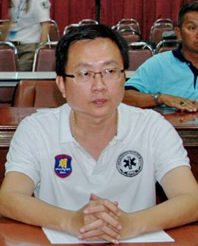Sinchai Wattanasartsathorn, president of the PBTA