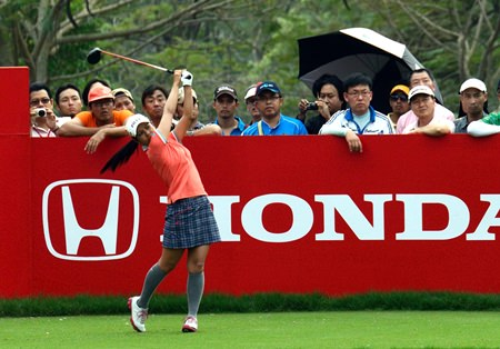 Pattaya's Siam Country Club Old Course will once again play host to the Honda LPGA Thailand golf tournament from February 20–23, 2014.