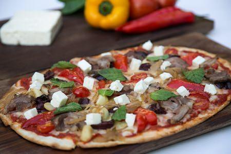 Lambada Pizza' at Havana Bar & Terrazzo.