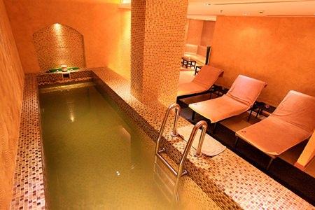 Dead Sea Floatation Pool.