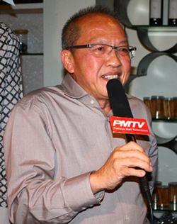 Chatchawal Supachayanont, GM of the Dusit Thani Pattaya.