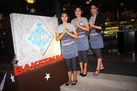 Welcome to Icing Me Bakery & Bar.