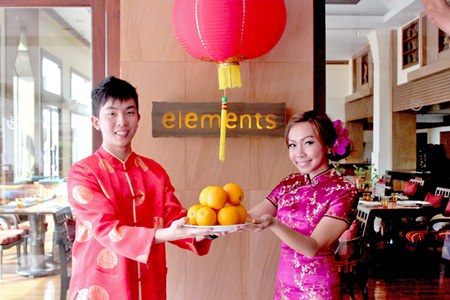 Celebrate Chinese New Year at Sheraton Pattaya Resort.