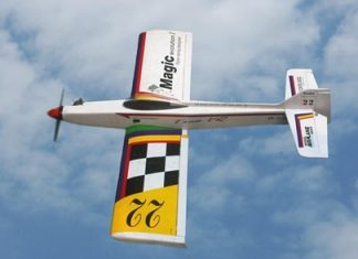 Pattaya will play host to radio-controlled airplane enthusiasts in May.