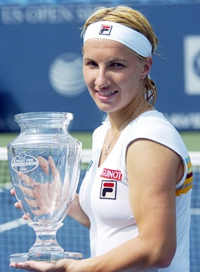Former world No.2 Svetlana Kuznetsova will be making her first appearance at the Pattaya tournament.