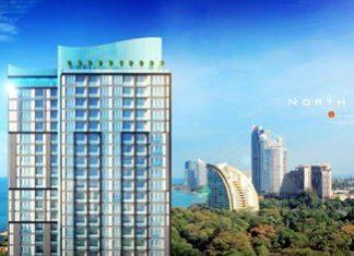North Beach – Nova Group's new, luxury development in north Pattaya.