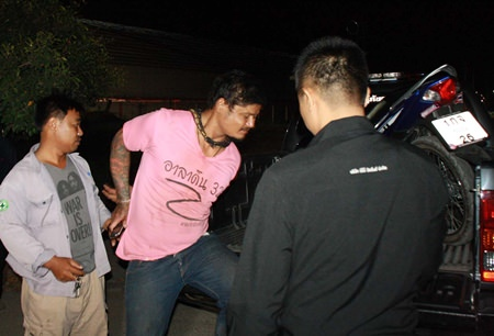 Wuthichai Muangmon has been remanded in custody for breaking and entering.
