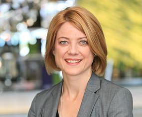 Kate Gerits, Holiday Inn Pattaya's new general manager.