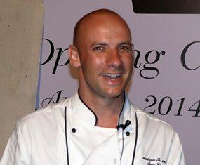 Chef Andrea Brunello