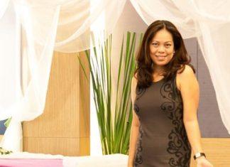 Papakan Jeena Saguansap - Spa Manager.