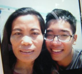 Cholthawat Thammontree's mother Bunrang had this photo of her son on her phone before his untimely death.