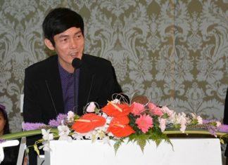 THA Eastern Region's new president, Sanphet Suphabuansathien, thanks hotel members for trusting him to manage the association and says he will do his very best to live up to their expectations until the end of his term.
