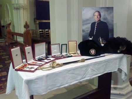 Baron Riccardo Carini 12th May 1930 – 24th March 2014