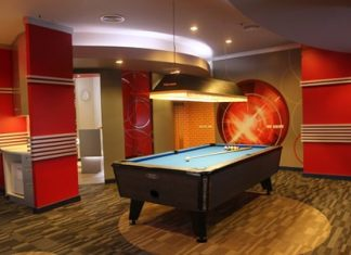"""Royal Cliff Hotels Group opens Pattaya's coolest teen zone, """"The Verge: Games, Pool and Lounge""""."""