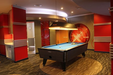 "Royal Cliff Hotels Group opens Pattaya's coolest teen zone, ""The Verge: Games, Pool and Lounge""."