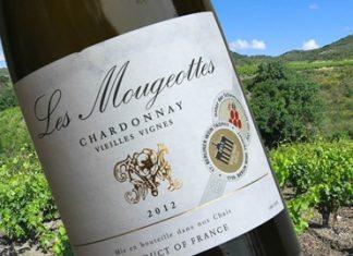 Background photo: Languedoc vineyards (Richard Randall).