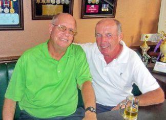Brian Gabe & Jim Ferris.