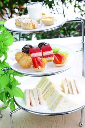 High Tea at Centara Grand Mirage Pattaya.
