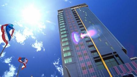 The Siam@Siam Design Hotel Pattaya is a new landmark on the Pattaya skyline.