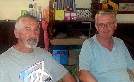 Henry O'Brian & David Edwards.