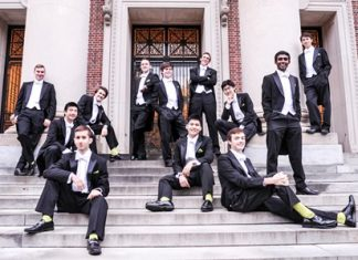 Harvard University's Din & Tonics.