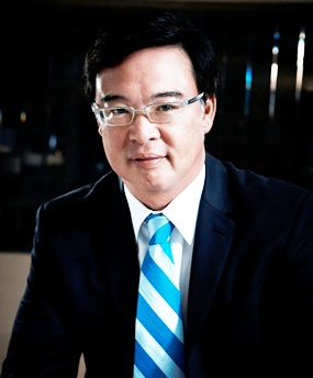 Apichart Chutrakul, CEO of Sansiri Public Co. Ltd.