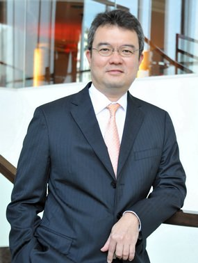 Thirayuth Chirathivat - Chief Executive Officer of Centara Hotels & Resorts.