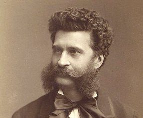 "Johann Strauss II, ""The Waltz King"""