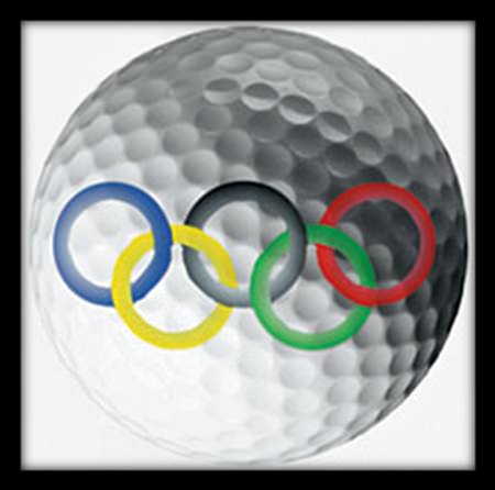 Golf; returning to the Olympics after an absence of 112 years.