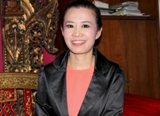 Praichit Jetpai is nothing if not busy. In addition to running her own business, serving as an advisor to the Pattaya Tourist Police and sitting on the board of the Redemptorist School for the Blind, she oversees nearly a dozen projects as chairwoman of the YWCA Bangkok-Pattaya Center.