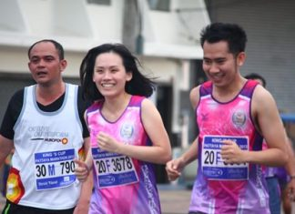 Thousands of road warriors are expected to hit the streets for the 2014 King's Cup Pattaya Marathon on Sunday, July 27.