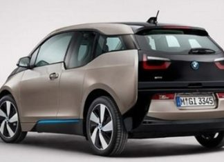 Quirky BMW i3