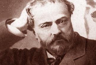 Emmanuel Chabrier in 1882.