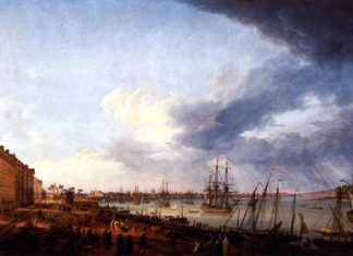 Claude-Joseph Vernet: The Port of Bordeaux (1758)