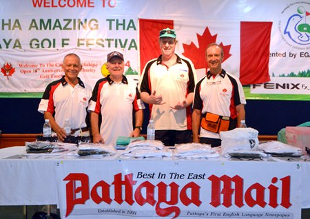 Pattaya Mail Media Group was a proud sponsor of the 2014 Jackalope Open.