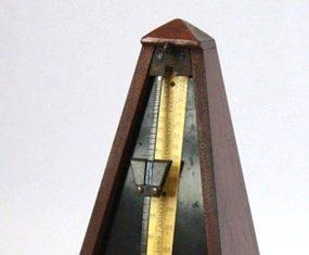 Maelzel's metronome, 1816