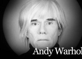 Andy Warhol (1928-1987).